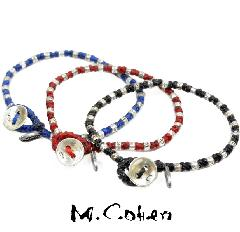 M.Cohen B11 Single Stamp  Bracelet