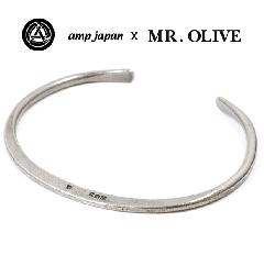 amp japan x Mr.Olive M-4134 BANGLE