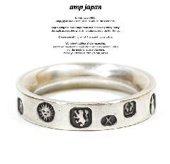 amp japan 14ah-210 hallmark ring