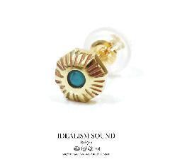 idealism sound No.14039 K10 Turquoise