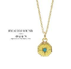 idealism sound No.14008 K10 Turquoise