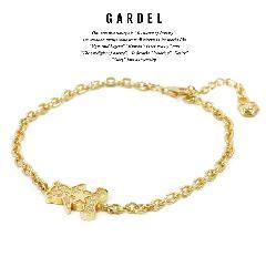 GARDEL gdb059CH MILY BEAR BRACELET