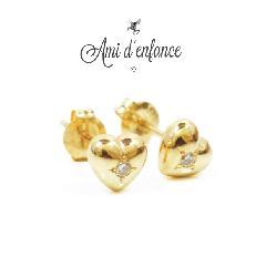 "Ami d'enfance AA1001-140006 ""Candy Heart"" Pierce"