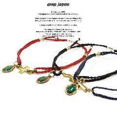 amp japan 14EXO-260 maria cross bracelet & anklet