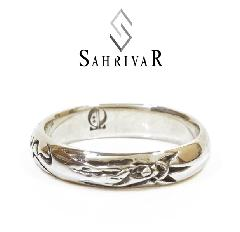 SAHRIVAR sr37s14s Maria Band Ring