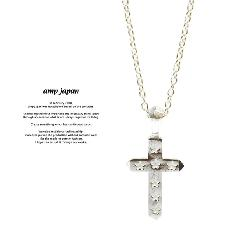 amp japan 14ao-136 star cross necklace-small-