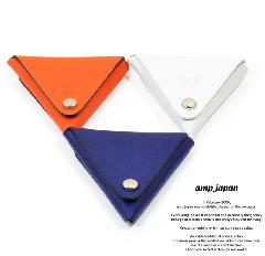 amp japan 14an-830 triangle coin purse