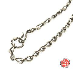 Sunku SK-062 Handmade Twisted Chain Necklace 45cm