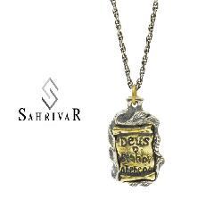 SAHRIVAR sn08s10a D.O.S.A Plate Necklace