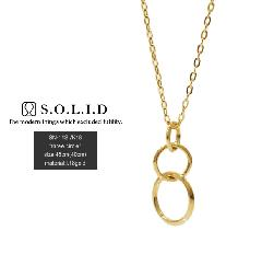 S.O.L.I.D SN-11S/K18YG three circle