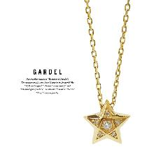 GARDEL gdp105 BRILLIANCE STAR NECKLACE