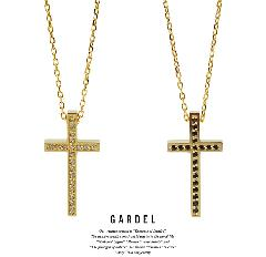 GARDEL gdp108 TWO,ME CROSS NECKLACE S