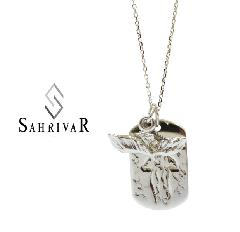 SAHRIVAR sn64s14a Dove on Maria Necklace