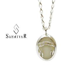 SAHRIVAR sn70s14a Enarmeled Necklace