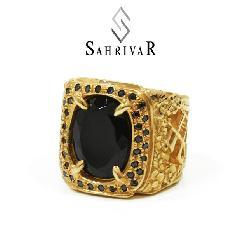 SAHRIVAR sr56b14a Garden College Ring