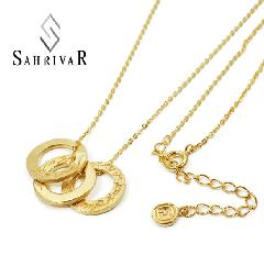 SAHRIVAR sn60b14a I' MA MESS Necklace