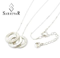 SAHRIVAR sn59s14a I' MA MESS Necklace
