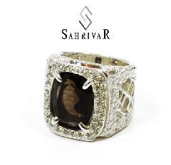 SAHRIVAR sr57s14a Garden College Ring