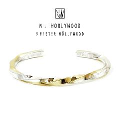 amp japan x N.HoolyWOOD 14NO-136 Vertigo Bangle