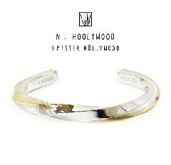 amp japan x N.HoolyWOOD 14NO-137 Vertigo Bangle
