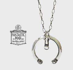 FANTASTIC MAN / THREE DOTS NECKLACE L #180