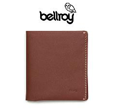 "Bellroy WNSB/COGNAC  ""NOTE SLEEVE WALLET"""