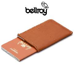 "Bellroy WPSA/TAN  ""PASSPORT SLEEVE WALLET"""