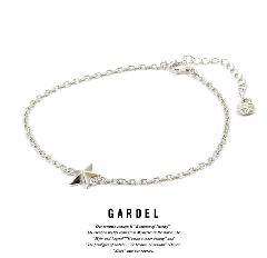 GARDEL gda002OS Mercury Anklet Silver