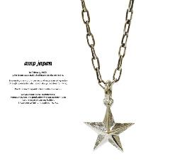 amp japan 15AD-105 Diamond Star Necklace