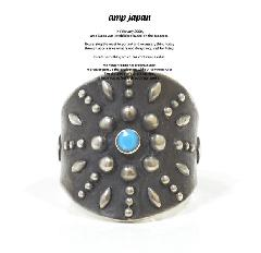 amp japan 15AO-230BR Radial Studs Ring