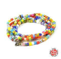 Sunku SK-035 Christmas Beads 5strings Necklace & Bracelet