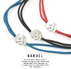 GARDEL gda001D Teardrop skull Anklet