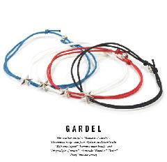 GARDEL gda001OS ONE STAR Anklet Silver
