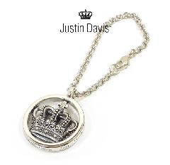 Justin Davis skj100 CROWN KEY CHAIN