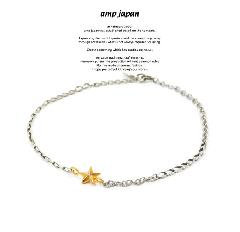 amp japan 15AH-700 Star Chain Anklet