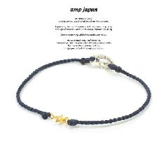 amp japan 15AH-701 Star Wax cord Anklet