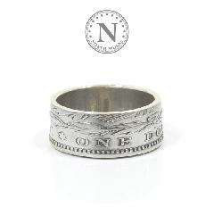 NORTH WORKS N-002-2 1$ HALF RING