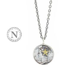 NORTH WORKS N-301 10¢Brace Point Pendant