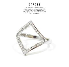 GARDEL GDR-086/SV CRAFFITI RING