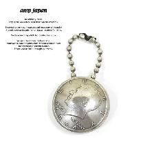 amp japan 15AO-825 Kennedy Coin Key Holder