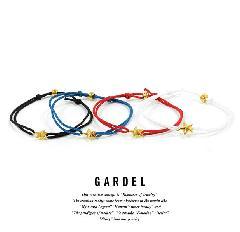 GARDEL GDA-001OS ONE STAR ANKLET/GOLD