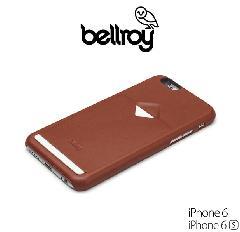 "Bellroy PCID/ORANGE  ""PHONE CASE-1CARD"" iPhone 6/6s"