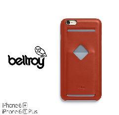 "Bellroy PCPE/ORANGE  ""PHONE CASE-3CARD"" iPhone6PLUS/6sPLUS"