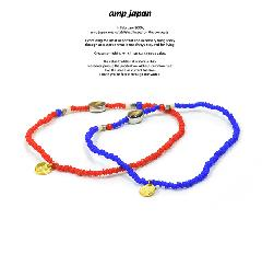 amp japan 16AHK-701 Medaille Miraculeuse Anklet -Mix-