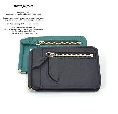 amp japan 15AN-815 Money Crip Wallet -New-