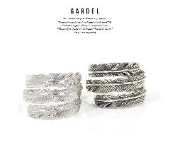 GARDEL GDR-090 Trinity Feather Ring