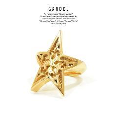 GARDEL GDR-091 K18YG Stella Ring
