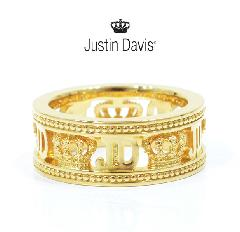 Justin Davis srj755 FAME GOLD FINISH STOCK