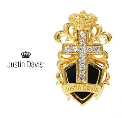 Justin Davis spj750 GRACE OF GOD GOLD FINISH STOCK