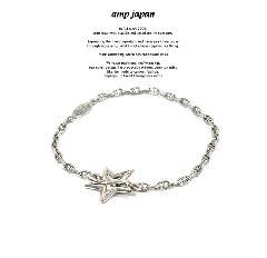 amp japan 16AO-480 Open Star Bracelet